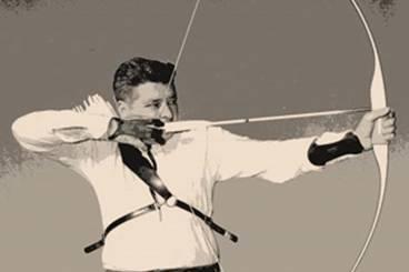 Ben Pearson Archer Pic