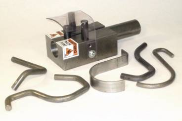 Versatilidad de construcción en el doblado y terminación de tubos y tubos