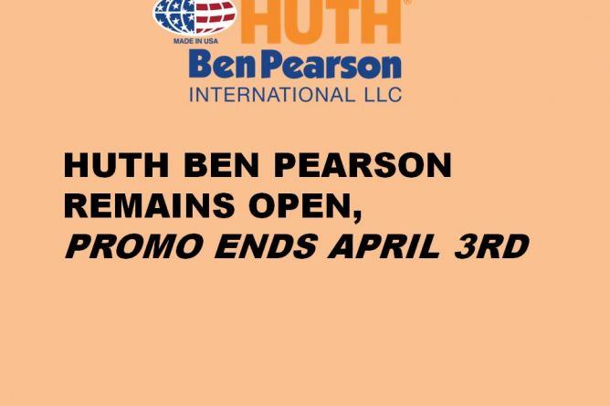 Huth Remains Open