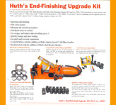 Huth End Finishing Upgrade Kit Part #1962