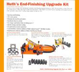 Huth End Finishing Upgrade Kit Part #1962