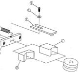 Huth V-Block System Parts Breakdown