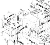 Huth Bender Model 1901S Parts Breakdown