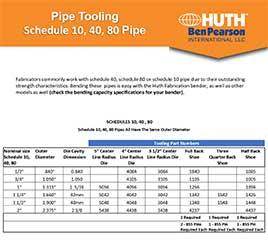 Huth Manuals & PDFs | Huth Ben Pearson International LLC