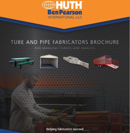Tube and Pipe Fabricators Brochure
