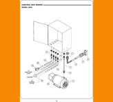 Huth Vertical Bender Model 3002 Electrical Breakdown