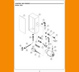 Huth Vertical Bender Model 3006 Electrical Breakdown