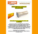 Performance Exhaust Collectors