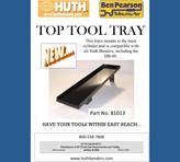 Ben Pearson Top Tool Tray