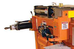 "Huth Pipe Bending Machines The HB-10 : ""The Full Package"" Tube and Pipe Bender"