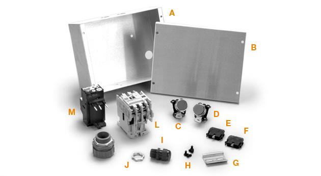 Controls for Models HB-10, 1600