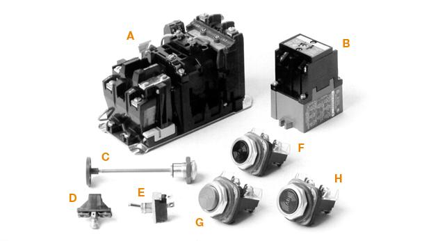 Controls - Model 2007 (Before 6-15-1990) (Vintage Models)