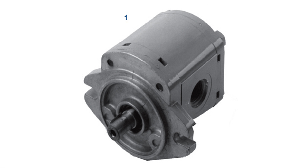 Hydraulic Pump for Models BPC-09, BP-08 & BPC-12, BP-11