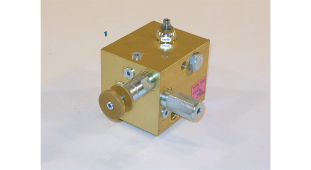 Sequence Valve for Models BPC-09, BP-08 & BPC-12, BP-11