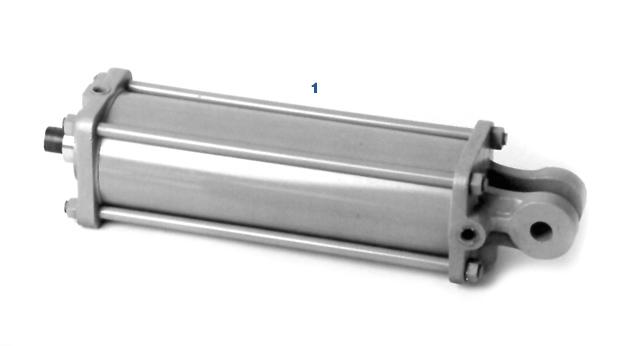Main Cylinder for Models BPC-09, BP-08 & BPC-12, BP-11