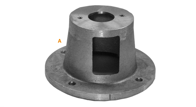 Motor/Pump Mount
