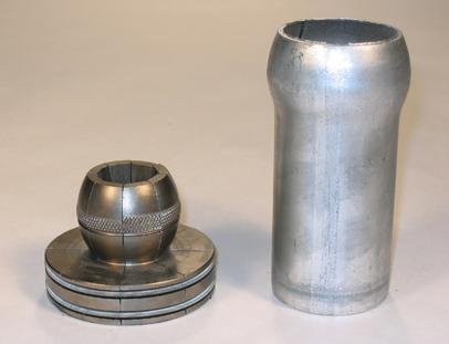 Ball Joint Segments