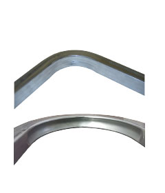 "Aluminum and other ""soft"" metals(annealed)"